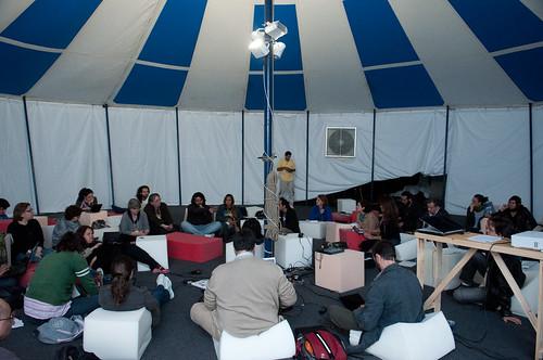 Educaçao e Cultura Digital no segundo dia do Fórum